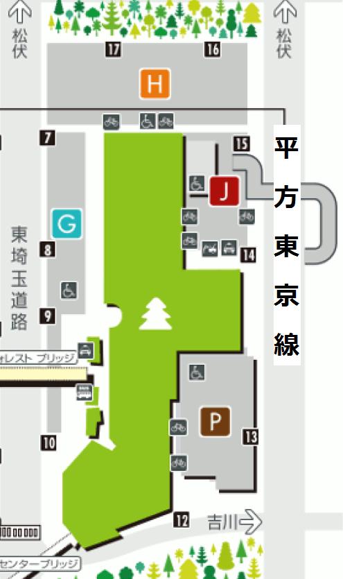 moriの駐車場